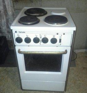 Плиты и духовке