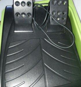 Проводной руль Logitech Driving Force GT