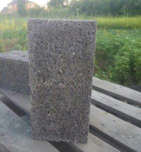 Арболит блок (древесный блок)