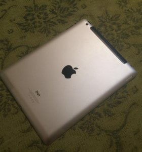 Apple iPad с дисплеем Retina