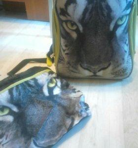 Рюкзак школьный для 1,2 класса