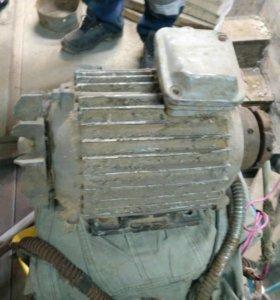 Электродвигатель 380v