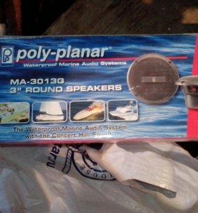 Водонепроницаемые колонки Poly-Planar MA-3013G