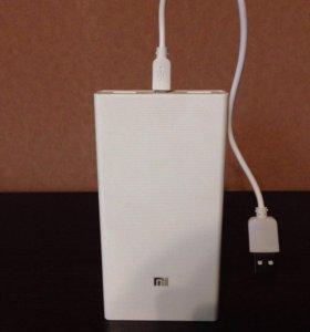 Xiaomi power bank 20000mah (новый)