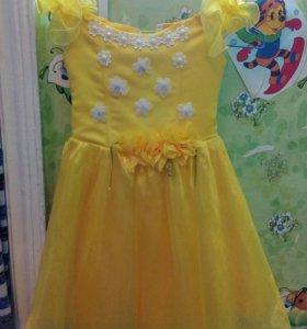 Платье размер 32