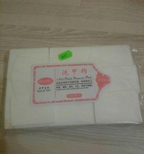 Продам новые безворсовые салфетки для маникюра