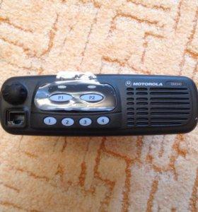 Рация-радиостанция Motorola GM340