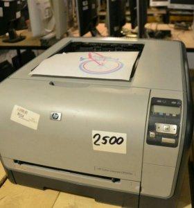 Принтер hp laserJet cp1515n