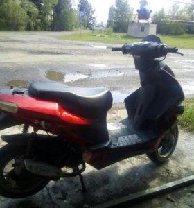 Продам скутер zx 50