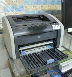 Принтер hp laserJet 1010