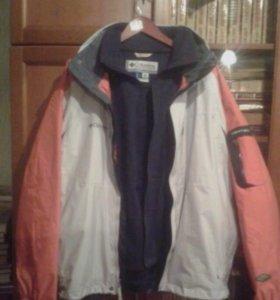 Куртка Columbia мужская 52размер(xl)
