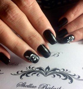 Ногти и волосы