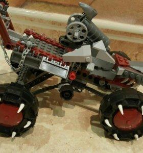Лего lego машинка