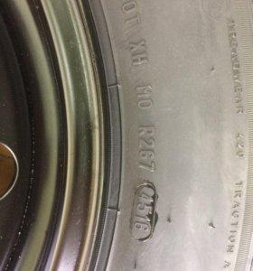 Новое колесо в сборе Lada Vesta