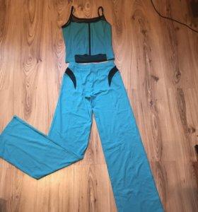 Спортивный костюм для йоги и фитнеса