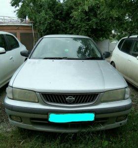 Nissan sunny B15 1999