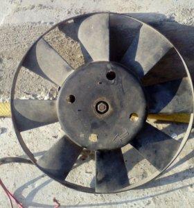 Вентилятор на радиатор