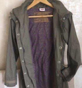 Куртка плащ пиджак