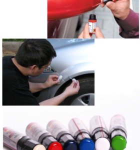 Штрих-корректор для ремонта сколов и царапин авто