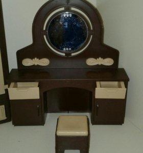 Набор мебели для кукл.