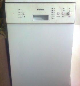Машинка посудомойка