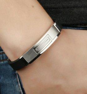 Новые браслеты мужские