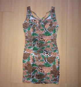 Платье мини, 42