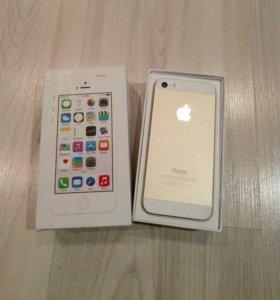 iPhone 5s. 16 Gb
