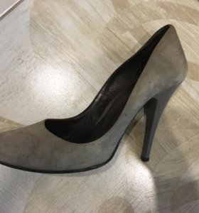 Туфли (замша)