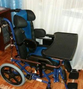 Каляска инвалидная детская