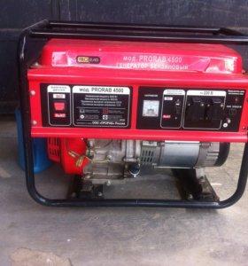 Бензо генератор