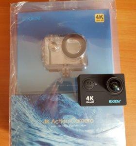 Экшн камера 4к екен