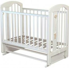 Детская кроватка + матрац