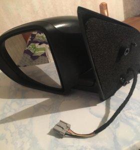 Зеркало заднего вида Nissan Qasqai