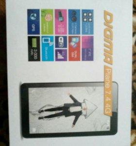 Планшет DIGMA 4G