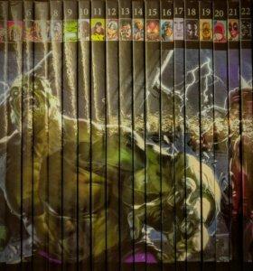 Официальная коллекция комиксов Marvel (Hachette)
