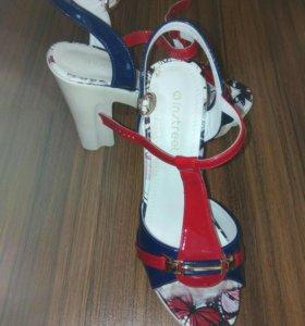 Летняя обувь, свадебные туфли
