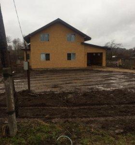 Строительство домов,отделочные работы,обслуживание