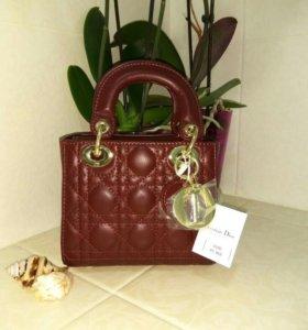 Новая женская сумка Dior