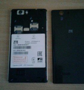 Смартфон ZTE Blade L 2