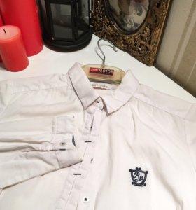 Белая рубашка Reserved