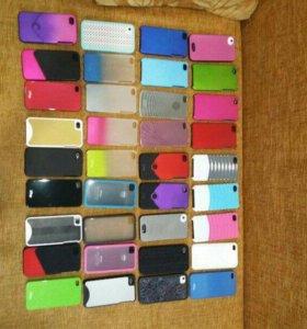 4/4s iPhone чехлы
