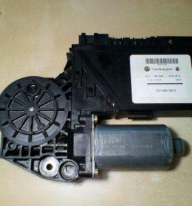 Мотор стеклоподъёмника Volkswagen Touareg