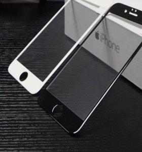 3D стекла для iPhone 6/6s/6+/6s+/7.