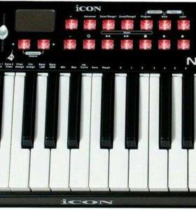 Миди клавиатура Icon Neuron 3