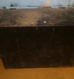 Металический ящик