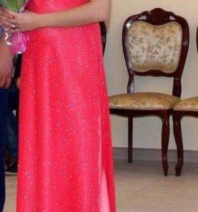 Платье выпускное,свадебное
