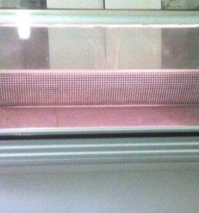 Морозильная витрина Juka 180см