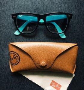 Солнцезащитные очки Ray-Ban Wayfarer RB2140