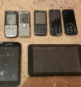 Телефоны, планшет. Запчасти